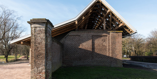 lab03:  Bezoekerscentrum Assumburg